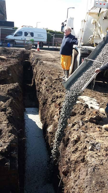 Concrete In Doncaster